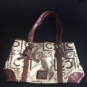 Free with any purchase Liz Claiborne purse